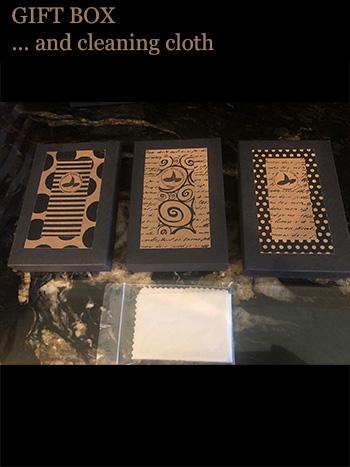 Wheaten Pin/Pendant Gift Box