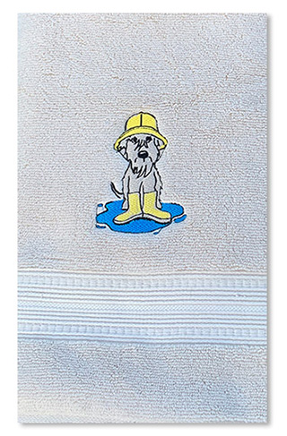 2019 MCKC Bath Towel
